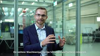 TRUMPF: Ask the Expert – Sorting functions for (laser) cutting machines