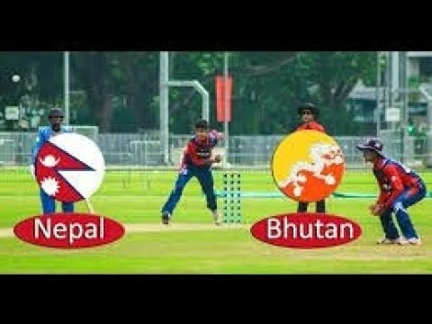 Nepal Vs Bhutan T20 world cup qualifier live video