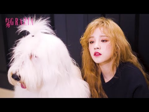 (G)I-DLE YUQI For GRAZIA China
