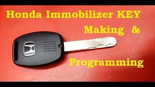 Program Honda Civic Ecu Key Immobilizer – Icalliance