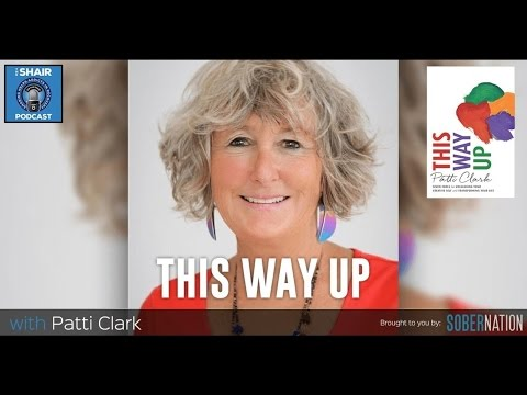 "SHAIR 100: ""This Way Up"" with Patti Clark, unleashing your creative self."