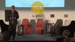 GLOBART TALK 2016 // SECESSION