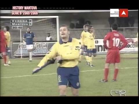 History Mantova - Tutti i gol dei biancorossi stagione 2005/2006