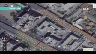 8 الصبح - عرض لـ حـركة المرور من خلال Google Map