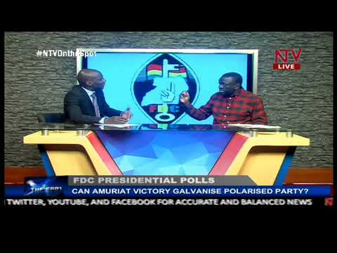 ON THE SPOT: Besigye on Age Limit Debate