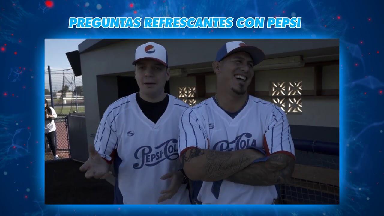 #TiempoPepsi Antesala al 18° Festival Jonrón Pepsi