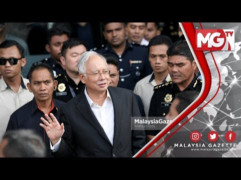 TERKINI : Najib Sempat Solat Ketika 7 jam Beri Keterangan SPRM