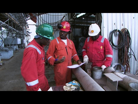 Building a new generation of engineers at the Bonga deep-water oil field | Sustainability at Shell