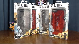 iPhone 6s plus & 6s UAG Case Review (Magma & Ash)