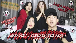 Video LAGU K-POP BISA MENGUNDANG...HANTU? | REAL PARANORMAL EXPERIENCES! || #STORYTIME 2 download MP3, 3GP, MP4, WEBM, AVI, FLV September 2018