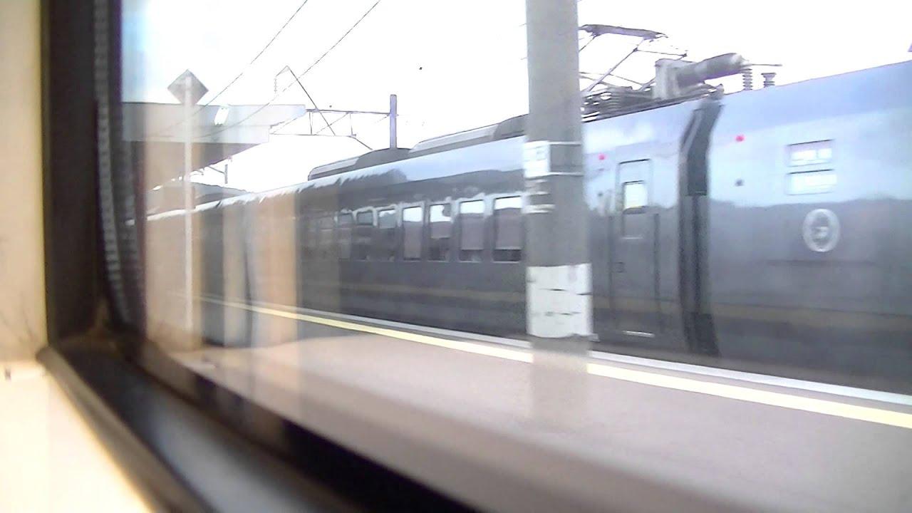 特急かもめ30號車窓 長崎~博多 - YouTube
