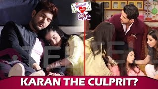 Internet Wala Love: Diya Gets Sick , Jay & Aadhya Call Karan A Culprit