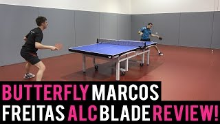 Butterfly Marcos Freitas ALC Blade Review | Featuring Marcos Freitas!