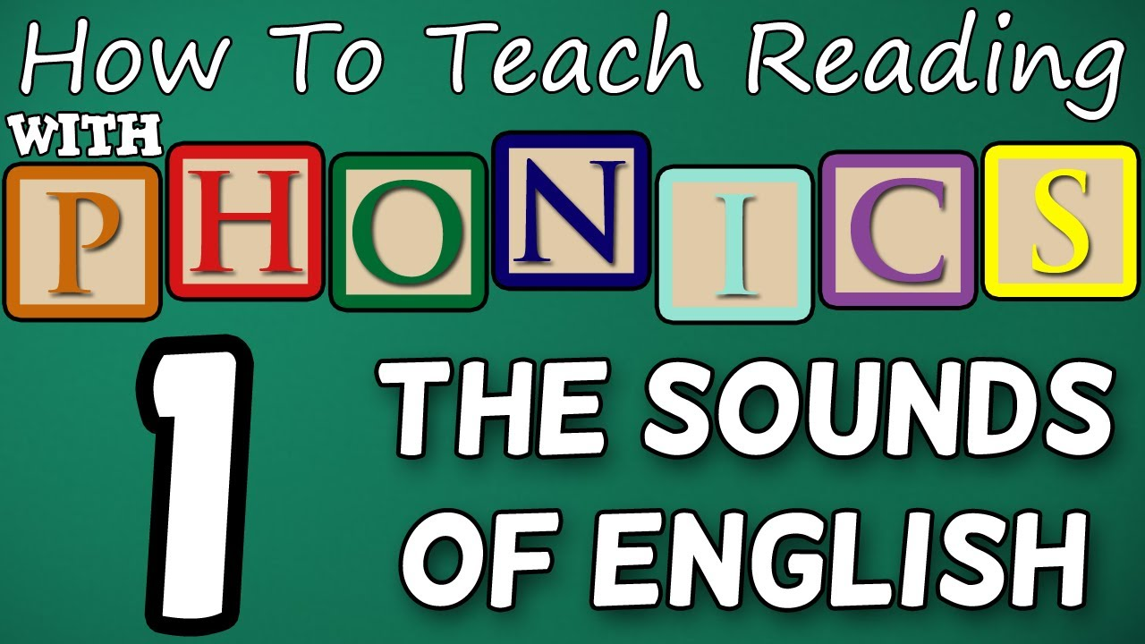 How To Teach Reading With Phonics 1