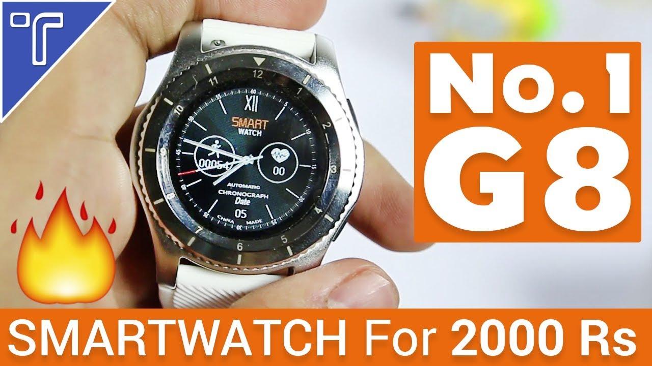 83f683a064d No. 1 Smartwatch - Best Smartwatch Under 2000 Rupees! - YouTube