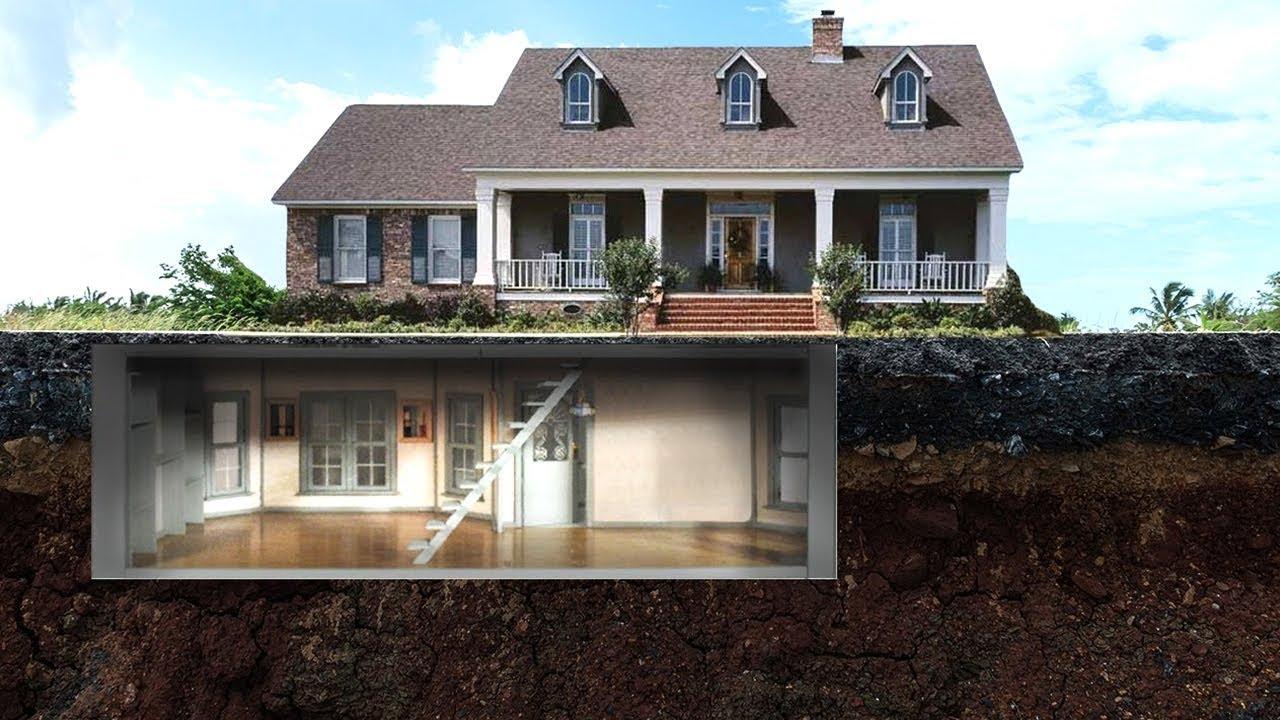 7 Потайных Комнат в Домах, Которые Были Найдены Их Владельцами