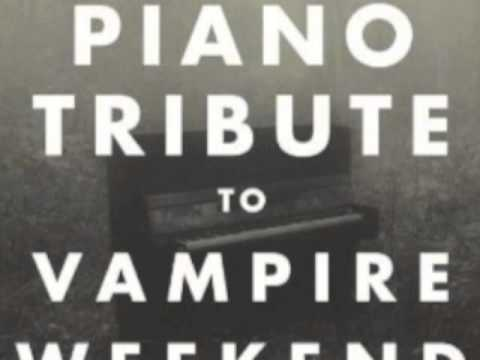Step - Vampire Weekend Piano Tribute