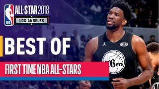BEST OF 1st Time All-Stars | Embiid, Towns, Oladipo, Beal, Dragic