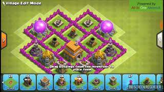 2018 Clash of Clans Town Hall 6 best farming base Setting 2 { COC TH 6 } by All In One Network
