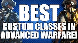Advanced Warfare: BEST Custom Class Tutorial! (Create an Operator)