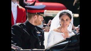 Las Fotos más Hermosas de la Boda del Principe Harry y Meghan.
