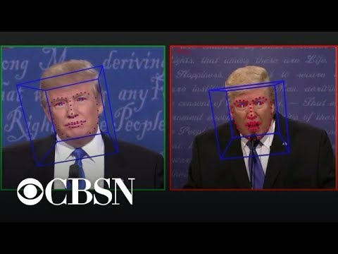 """The challenge of detecting """"deepfakes"""" ahead of 2020 election"""