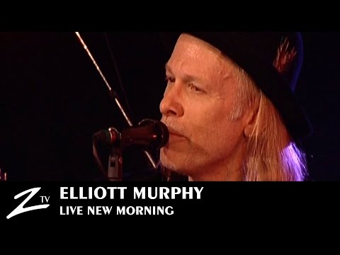 Elliott Murphy - Elvis Presley's Birthday - LIVE HD