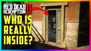 Who Is REALLY Inside Of Josiah Trelawny's SECRET House Will Shock You In Red Dead Redemption 2!