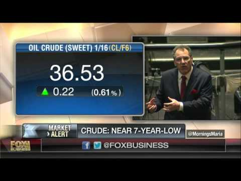 Crude Near 7-year-low