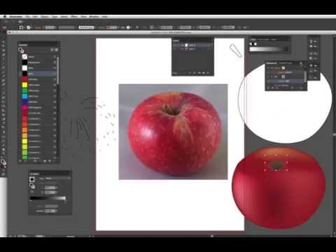 How To: Creating Photo Realism with Adobe Illustrator CC