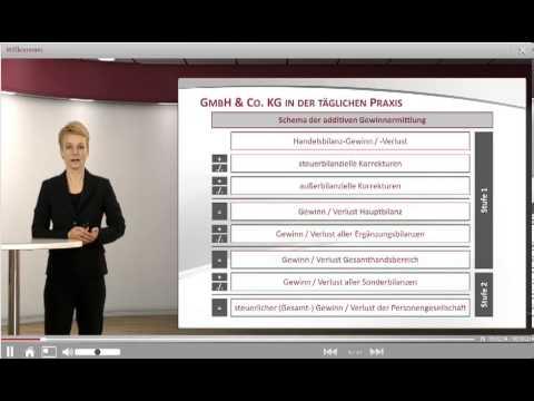 Ausgewählte Probleme der GmbH und Co. KG für Mitarbeiter