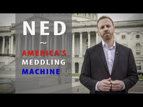 Inside America's Meddling Machine: NED, The US-Funded Org Interfering In Elections Across The Globe