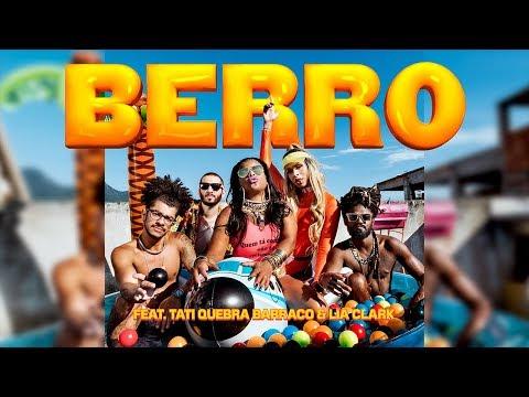 Heavy Baile - BERRO feat Tati Quebra Barraco e Lia Clark