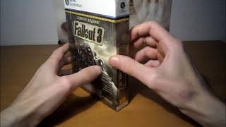 Коллекционное Издание Fallout 3 Золотое Издание