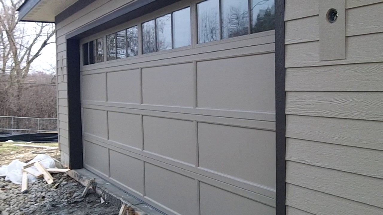 Hormann Recessed Panel Garage Doors The Review 630 271 9343
