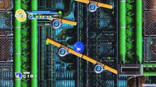 Sonic the Hedgehog 4 ~ Episode 1 [Part 05 - Mad Gear Zone + Boss 4]