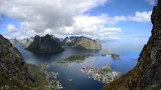 Норвегия / Сказочная Природа Норвегии и Фьорды