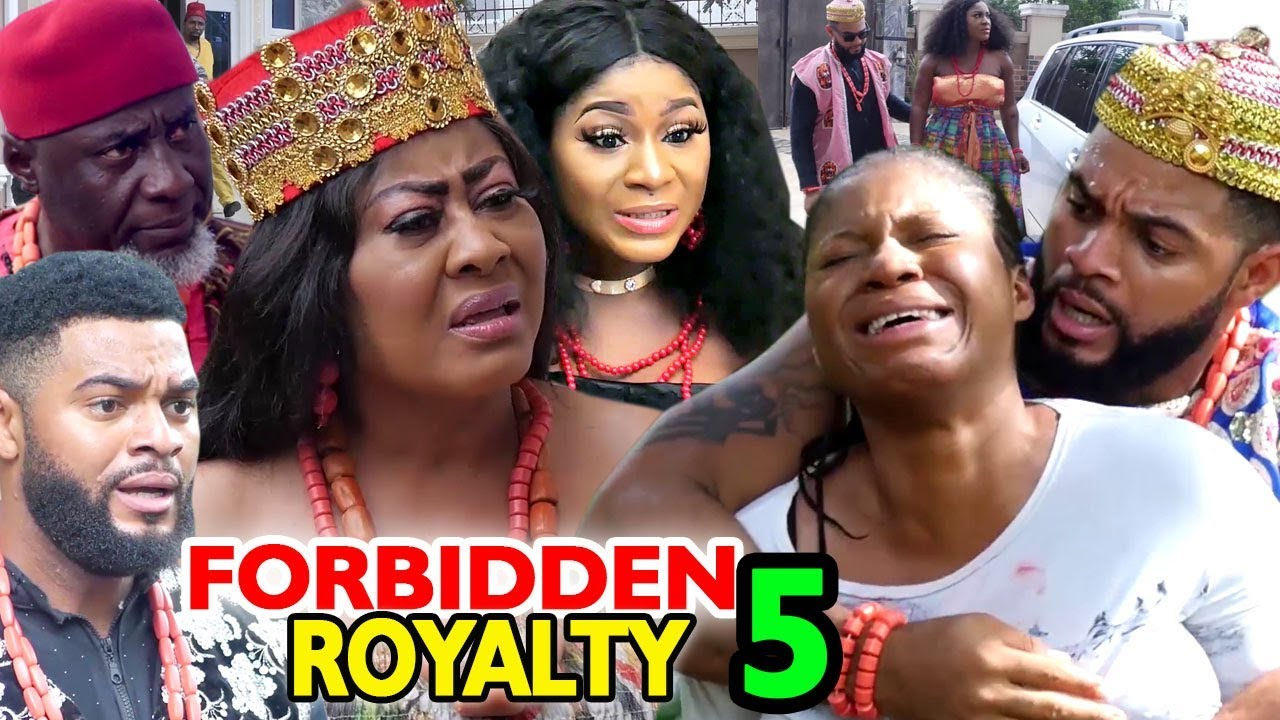 FORBIDDEN ROYALTY SEASON 5 - (New Movie) 2019 Latest Nigerian Nollywood Movie Full HD