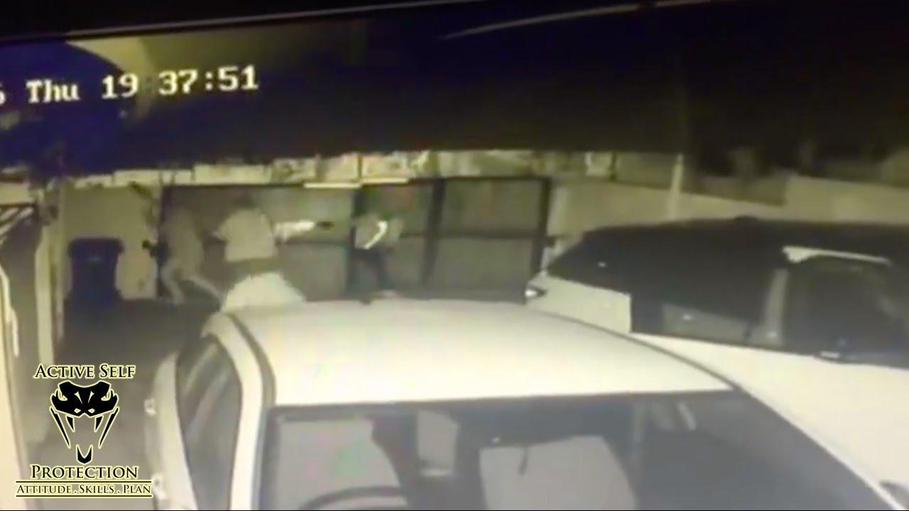 Carjackers Attack Car Owner During Carjacking Active Self