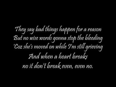 The Script - Breakeven (Lyrics) - YouTube