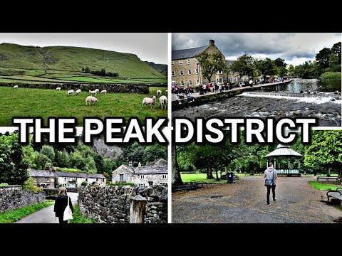THE PEAK DISTRICT | Bakewell, Buxton, Castleton & Matlock Bath