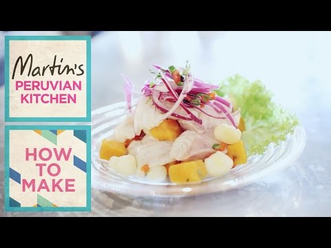 How to make the perfect Ceviche