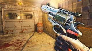 NEW INCREDIBLEY DETAILED ZOMBIES MAP! OVERTURE CUSTOM ZOMBIES!