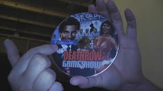 RobVlog - Unboxing the blu-ray of Deathrow Gameshow