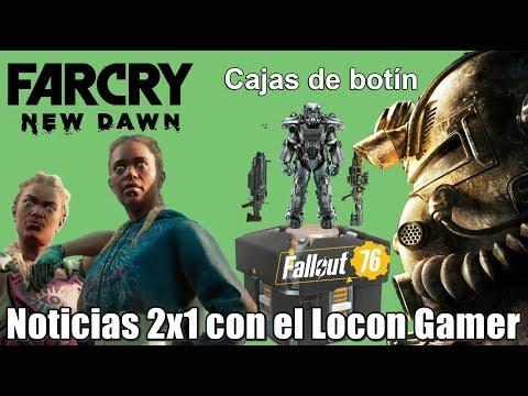 Far Cry New Dawn es un reciclado de Far Cry 5 | Lo que faltaba Fallout 76 con cajista de botín thumbnail