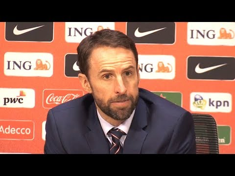 Netherlands 0-1 England - Gareth Southgate Full Post Match Press Conference - International Friendly