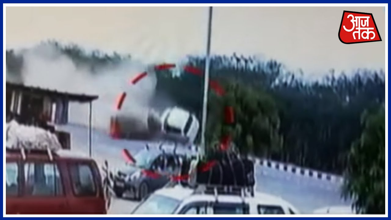 major accident on rajasthan highway near sirohi - youtube