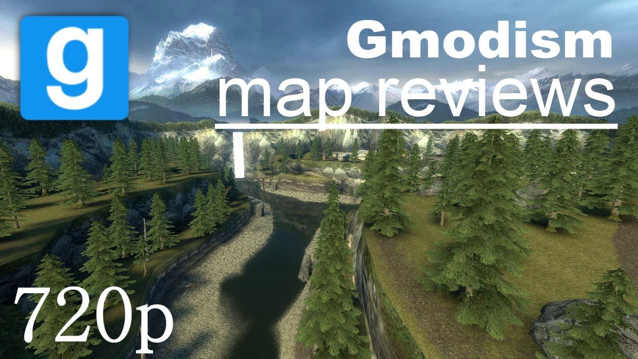 Garry's Mod Map Review: RP Ineu Valley 2