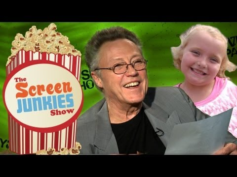 "Christopher Walken Reads ""Honey Boo Boo""!"