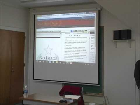 "Brownbag: ""Introducing the Stalin Digital Archive..."" -Jon Giullian (1/31/12)"
